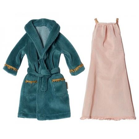 Ginger Mum, Nightdress & Bathrobe, size 1