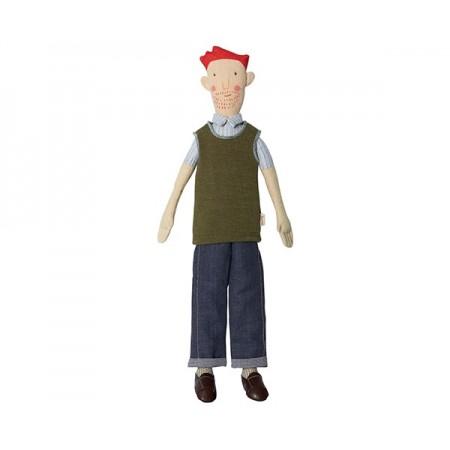 Ginger Dad, Pants & Slip Over, size 1