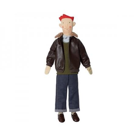 Cazadora piloto, ropa papá Ginger T1
