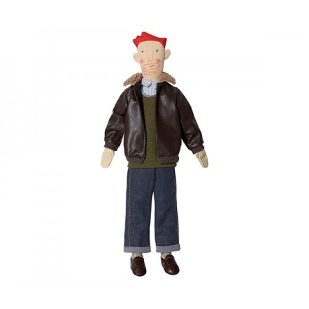 Ginger Dad, Pilot Jacket, size 1