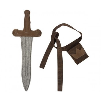 Espada y cinturón, príncipe