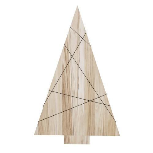 Rbol navidad de madera 150 cm - Arboles de navidad de madera ...