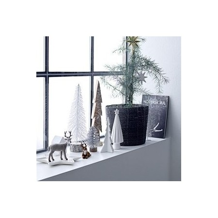 Árbol de Navidad blanco (Medium)