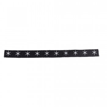 Ribbon black white