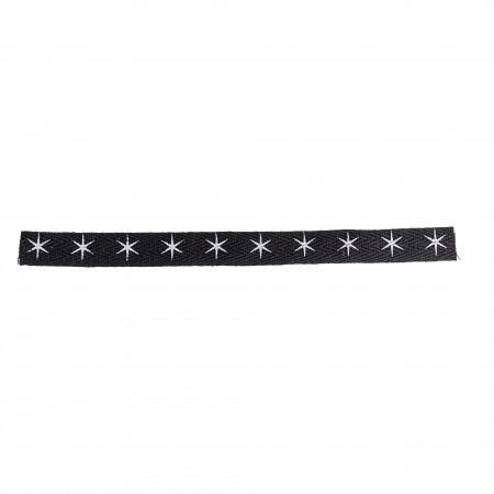 Ribbon black white