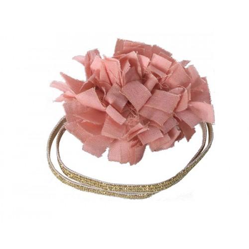 Hair elastic rose