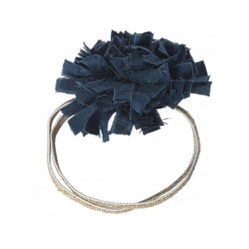 Goma  pelo, Flor Azul