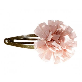Hair clips rose