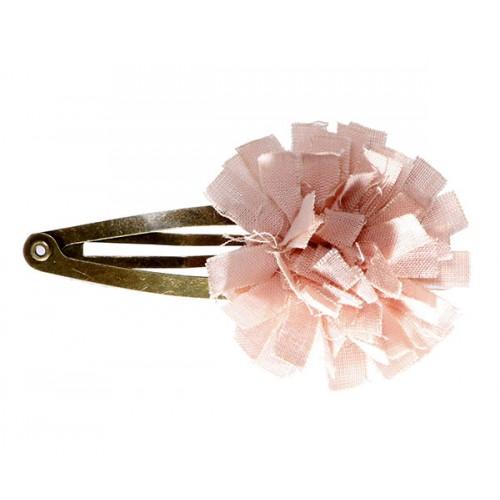 Hair clips rose