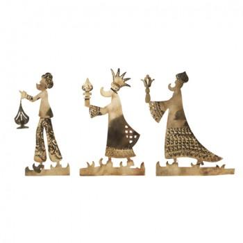 Los Reyes Magos (set 3 figuras)