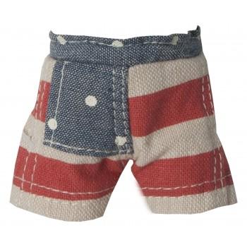 Pantalón corto de rayas (Mini)
