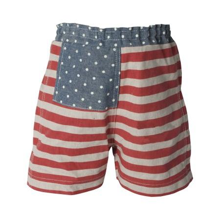 Pantalón corto rayas (MegaMaxi)