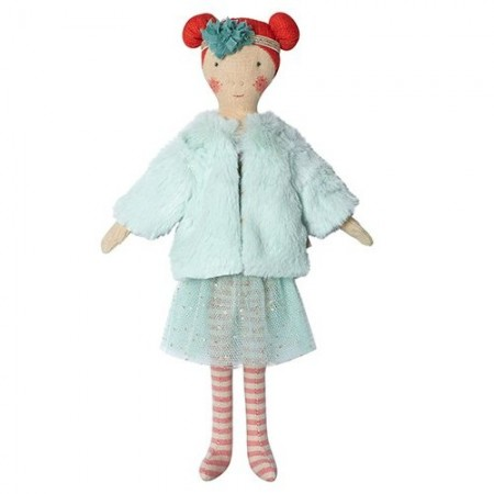 Ginger Sister, Dance dress and coat, size 1