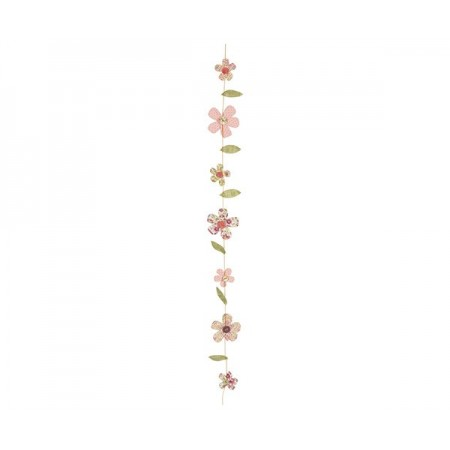 Flower string garland