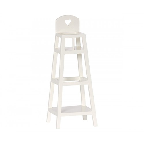 High chair for MY, white
