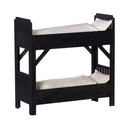 Bunk bed large black