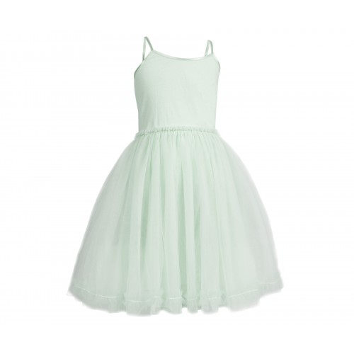 Princess tulle dress powder Size 6-8