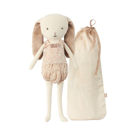 Bunny Bell in bag, Rose