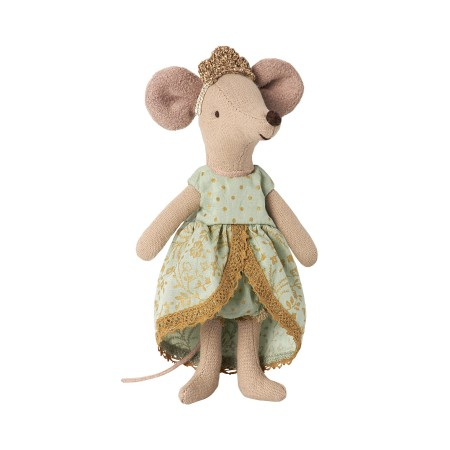 Micro & mouse princess set, mint