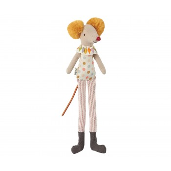Stilt clown mouse