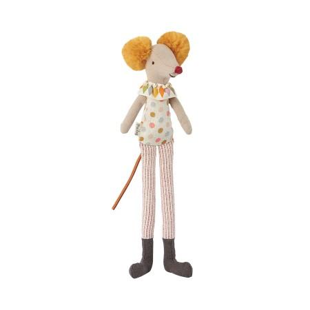 Stilt clown mouse