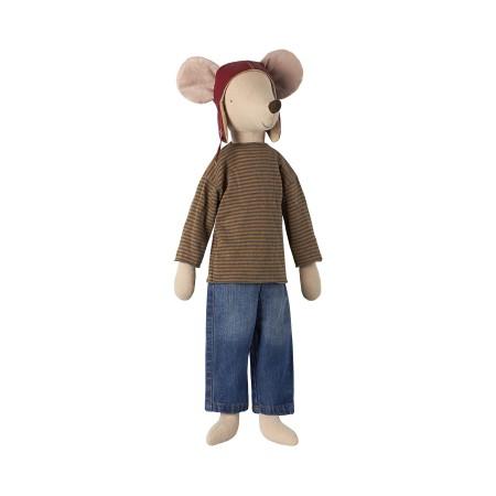 Mega mouse  racer boy