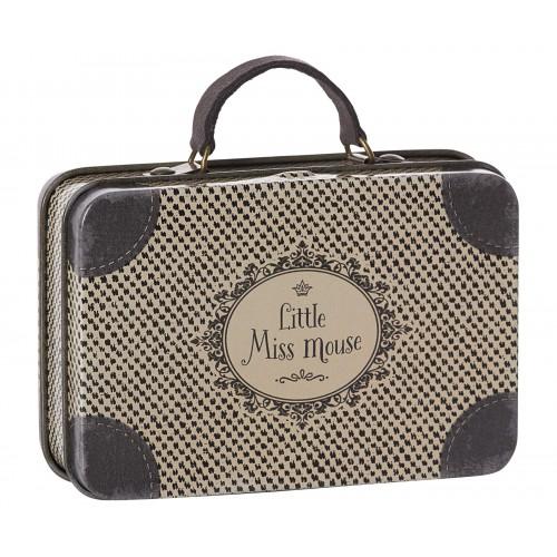 Caja de lata Maleta de viaje Little Mouse