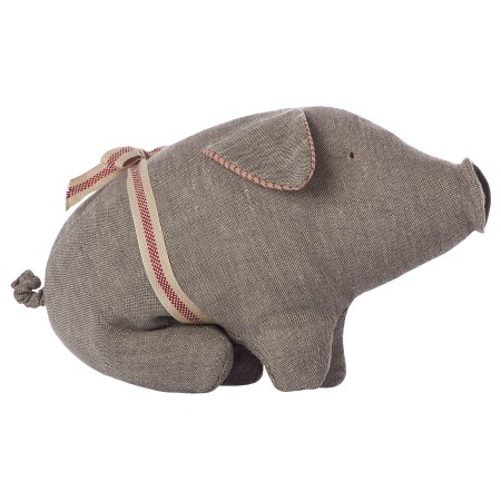 Pig grey small