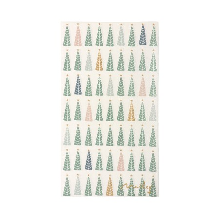 Napkin, Christmas trees