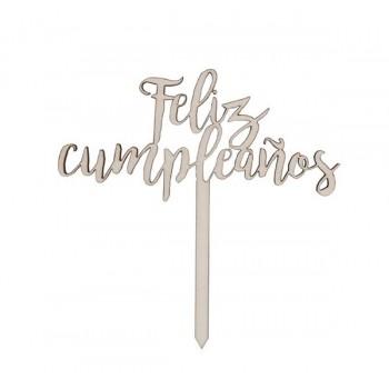 Topcake FELIZ CUMPLEAÑOS