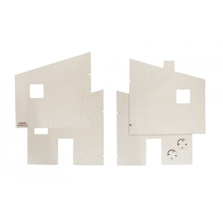 3D assembling house