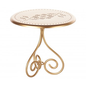 Coffee table ( Mini), gold