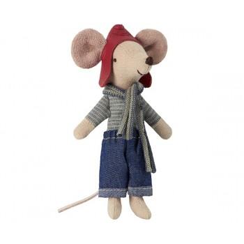 Muñeco ratoncito piloto (Big)