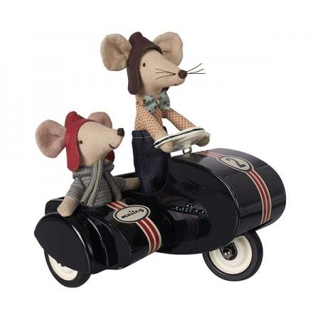 Muñeco ratoncito piloto (Papá)
