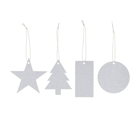Etiqueta motivos navideños, Set 8 u.