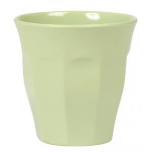 Vaso melamina verde