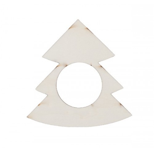 Xmas napkin holder, tree
