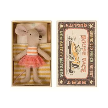Muñeco Ratoncita,  en caja (Little)