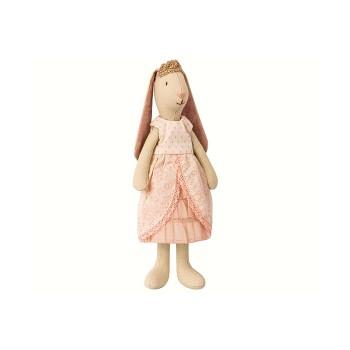 Muñeca conejita, rosa (Mini)