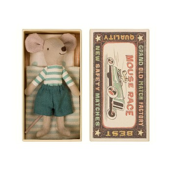 Muñeco Ratoncito pantalón en caja (Big)