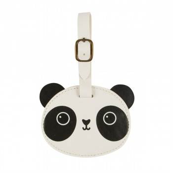 Aiko Panda Kawaii Friends Luggage Tag