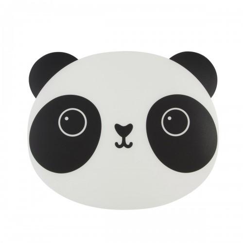 Mantel individual protector mesa, Panda.
