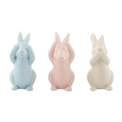 Pastel Peekaboo Bunny