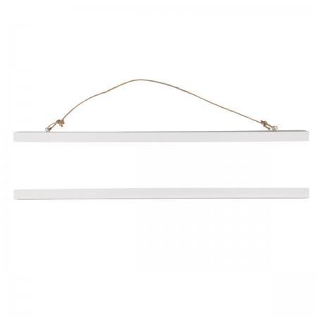 White Print Hanger (Large)