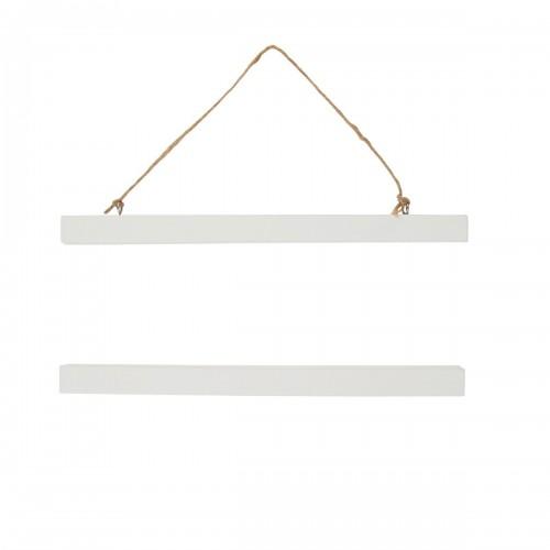 White Print Hanger (Medium)