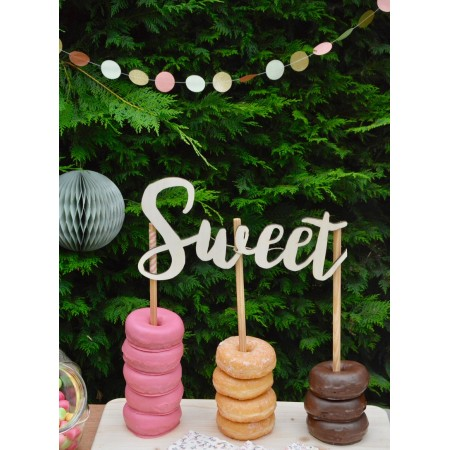 Table stand for donuts