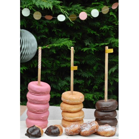 Tabla soporte para donuts
