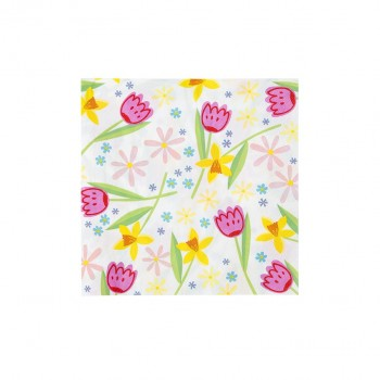 Hop To It Easter Napkins (20u.)