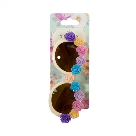 Truly Scrumptious Floral Sunglasses
