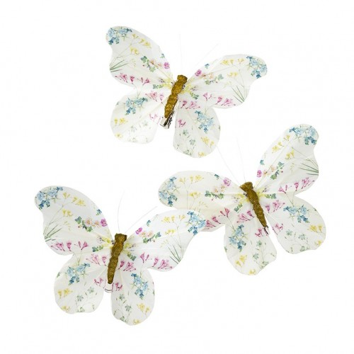Truly Fairy Butterfly Clips (6u.)